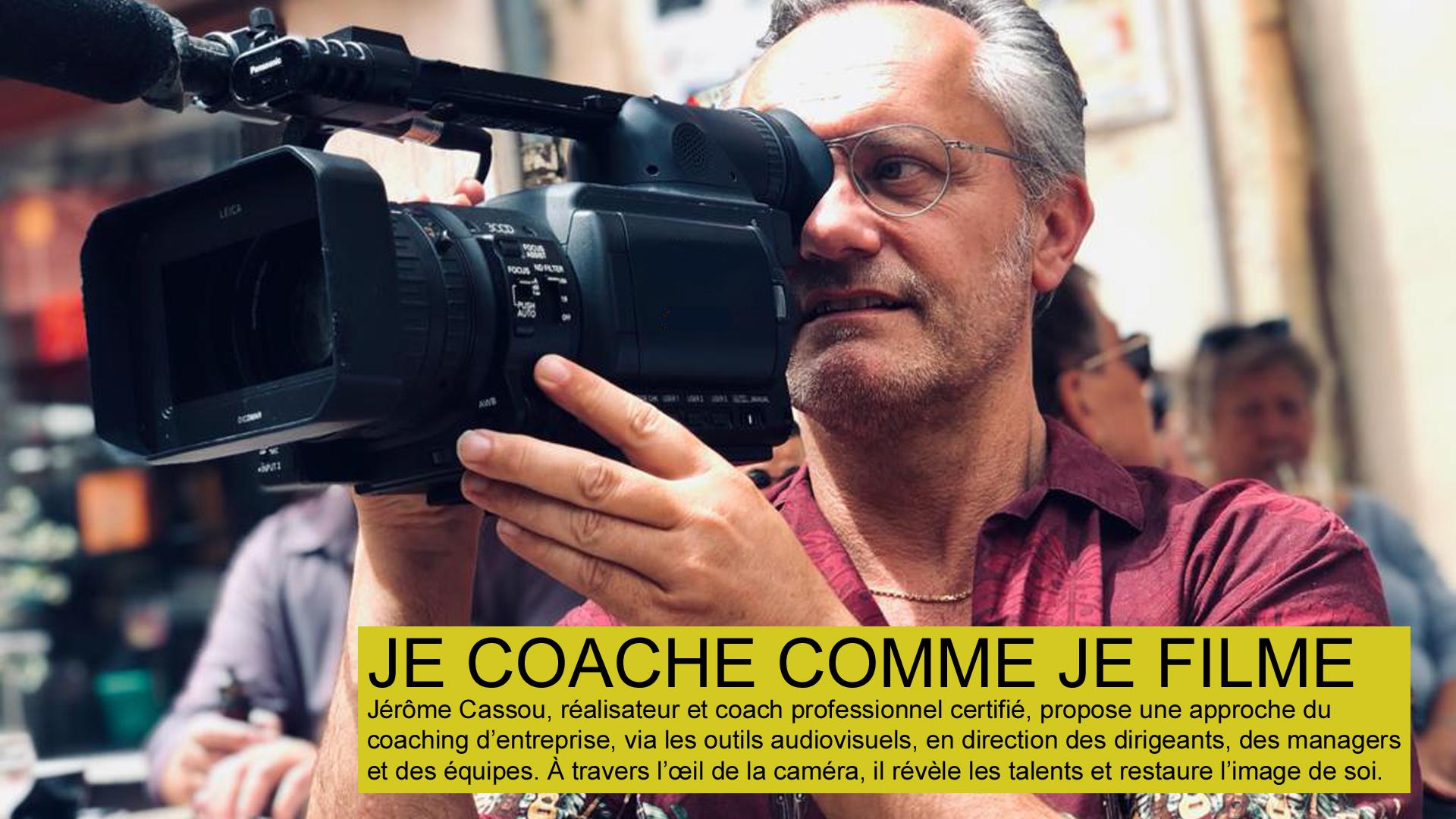Tournage ciné-coaching 2021